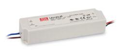 Zdroj LPV-60-24                                                                 -Standardní napěťový napájecí zdroj pro LED v krytí IP67 24V/60W