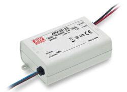 Zdroj APV-25-24                                                                 -Miniaturní napěťový napájecí zdroj 24V/25W