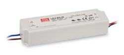 Zdroj LPV-60-12                                                                 -Standardní napěťový napájecí zdroj pro LED v krytí IP67 12V/60W