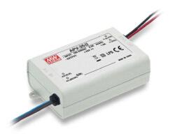 Zdroj APV-35-12                                                                 -Miniaturní napěťový napájecí zdroj 12V/36W