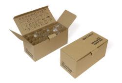 Vzorkový box s LED profily WIRELI 2021