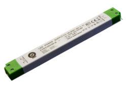 Zdroj napětí 24V  30W SLIM IP20 POS POWER typ FTPC30V24-S-Napěťový zdroj s extrémně malým průřezem pro LED výkonové osvětlovací profily
