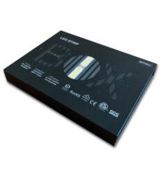 Vzorkový DEMO box s LED pásky WIRELI 2021-Vzorkový box s novými COF LED pásky a dalšími novinkami k testování.
