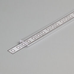 Difuzor WIRELI C KLIP ČIRÝ, 4m (metráž)