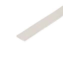 Profil WIRELI chladicí ALU B 12,5x0,5x2000mm (MIKRO LINE)-Pomocná montážní a chladící hliníková pásovina