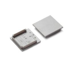 Koncovka Vario30-08, set šedá (2x08A + 2x08B + 2x08C + 2x08D)