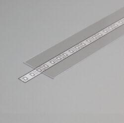 Difuzor  WIRELI H TRANSPARENT 2m (metráž)