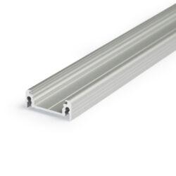 Profil SURFACE LINE 14 hliník anoda (midi Wireli11)-Univerzální přisazený profil s bohatou výbavou doplňků pro montáž a různými druhy difuzorů. Snadná práce a profesionální vzhled.
