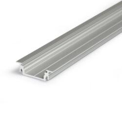 Profil GROOVE LINE 14 hliník anoda 2000mm                                       -Univerzální profil k zafrézování s bohatou výbavou doplňků pro montáž a různými druhy difuzorů. Snadná práce a profesionální vzhled.
