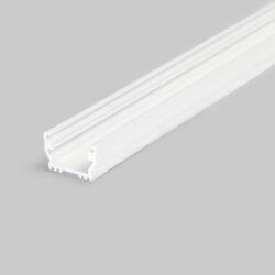 Profil WIRELI UNI12 BCD/U lak bílý 2000mm (metráž)-Universální přisazený profil s malými rozměrty a bohatým příslušenstvím.