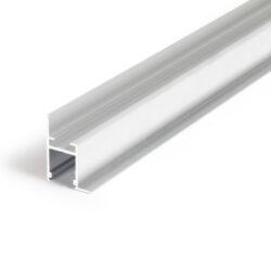 Profil WIRELI FRAME14 BC/Q hliník surový 2m-SpeciálníProfesionální profil pro zakončení sádrokartonu světelnou linkou.