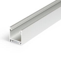 Profil WIRELI LINEA20 EF/TY hliník anoda 2m (metráž)-Moderní profil pro stropní liniová LED svítidla.
