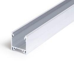 Profil WIRELI LINEA20 EF/TY hliník surový 2m-Moderní profil pro stropní liniová LED svítidla.