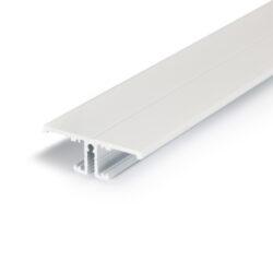 Profil WIRELI20 BACK A/UX bílý komaxit  2m-Profil pro podsvícení obrazů a uměleckých děl.