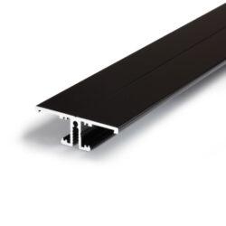 Profil WIRELI20 BACK A/UX černý lak 2m                                          -Profil pro podsvícení obrazů a uměleckých děl.