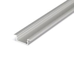 Profil WIRELI BEGTIN J/S hliník anoda 2m (metráž)-Dostupnost tohoto profilu by měla být od ČERVENCE 2016.
