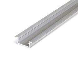 Profil WIRELI BEGTIN J/S hliník surový 2m (metráž)-Dostupnost tohoto profilu by měla být od ČERVENCE 2016.