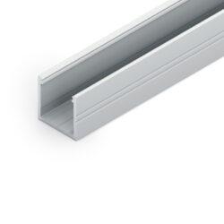 Profil WIRELI SMART16 B/U4 hliník surový, 2m (metráž)