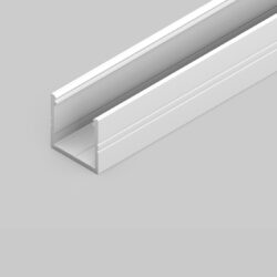 Profil WIRELI SMART16 B/U4 bílý komaxit, 2m (metráž)