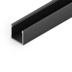 Profil WIRELI SMART16 B/U4 černá anoda, 2m (metráž)