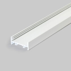 Profil WIRELI VARIO30-01 bílý komaxit 2m (metráž)