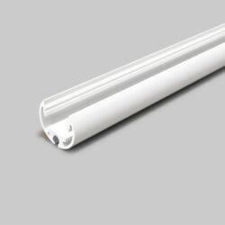 Profil WIRELI PEN12 CJ bílý komaxit, 2m (metráž)