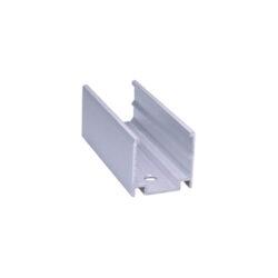 Montážní úchyt (LED NEON 16x16 MM) hliník, ks