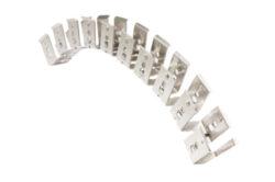 Profil flexibilní (LED NEON 16x16 MM) hliník, 1m (metráž)