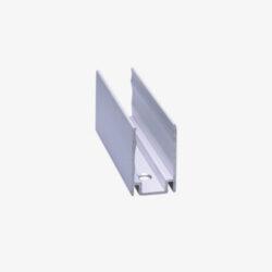 Montážní úchyt (LED NEON 6x12 MM) hliník, ks