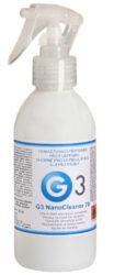 Čistič podkladů před lepením 250 ml G3 Nano cleaner (sklo, keramika, kovy, plast-Čistící prostředek pro neporézní materiály
