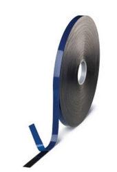 Lepící páska oboustranná  TESA 7074 černá teplotně odolná 19x1mm, návin 25m-Vysoká teplotní odolnost